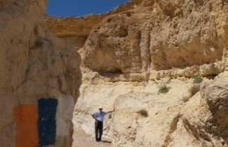 Explore the desert with the Society for the Protection of Nature in Israel