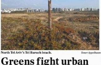 Urban Nature Under Threat