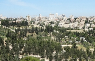 View of Jerusalem [Photo: Dov Greenblat]