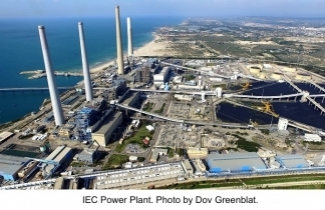 IEC Power Plant. Photo by Dov Greenblat.